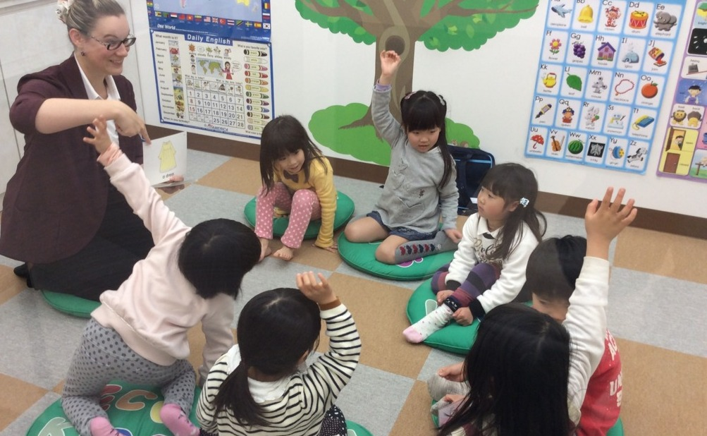 Do you have a dress?  Yes I do!!!|イオンタウン富士南校の子供英会話・小学生の英会話教室・スクール